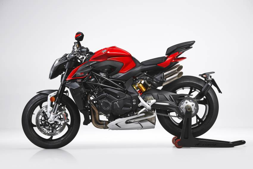 2021 MV Agusta Brutale 1000RS joins 1000RR in lineup Image #1345616