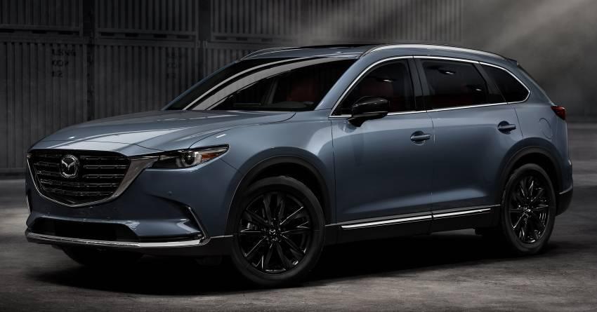 Mazda CX-9 2021 diperkenal di M'sia — Apple CarPlay tanpa wayar, kerusi merah, luaran Ignite Edition Image #1345444