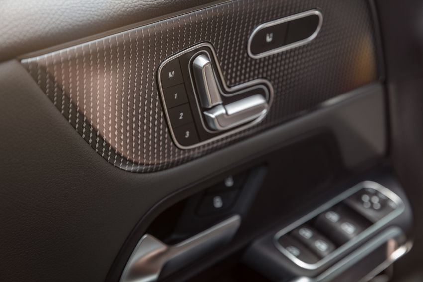 Mercedes-Benz EQB – seven-seat electric SUV detailed Image #1341567