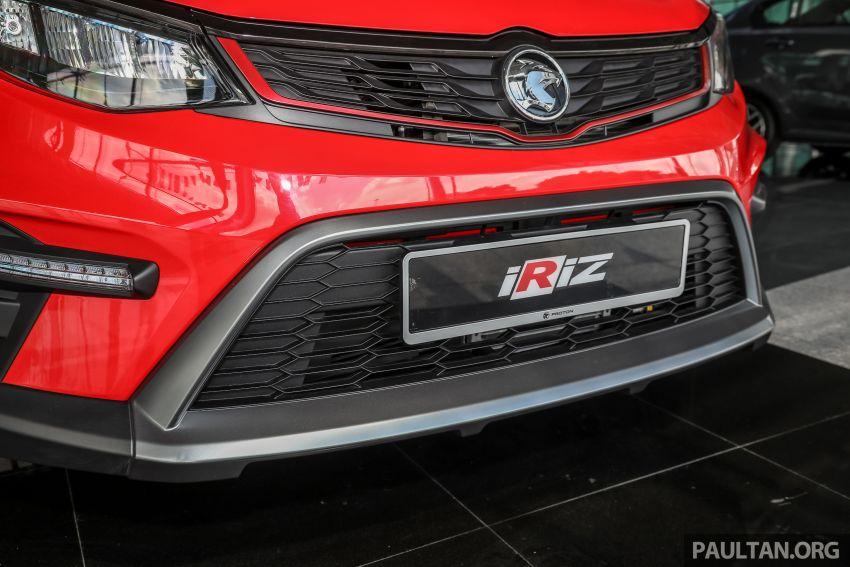 GALLERY: 2022 Proton Iriz Active in Malaysia – RM54k Image #1338145