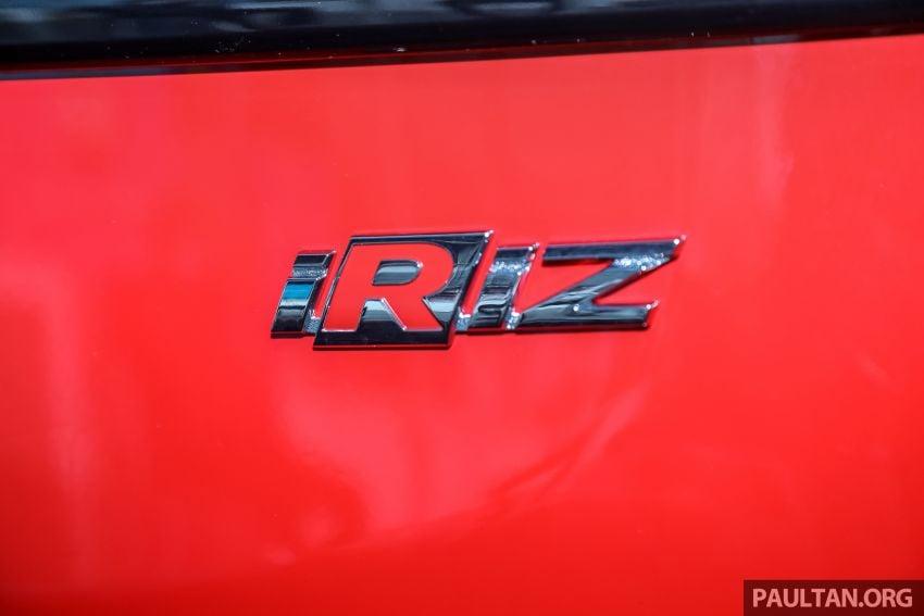 GALERI: Proton Iriz 1.6 Active 2022, RM54,000 Image #1338512