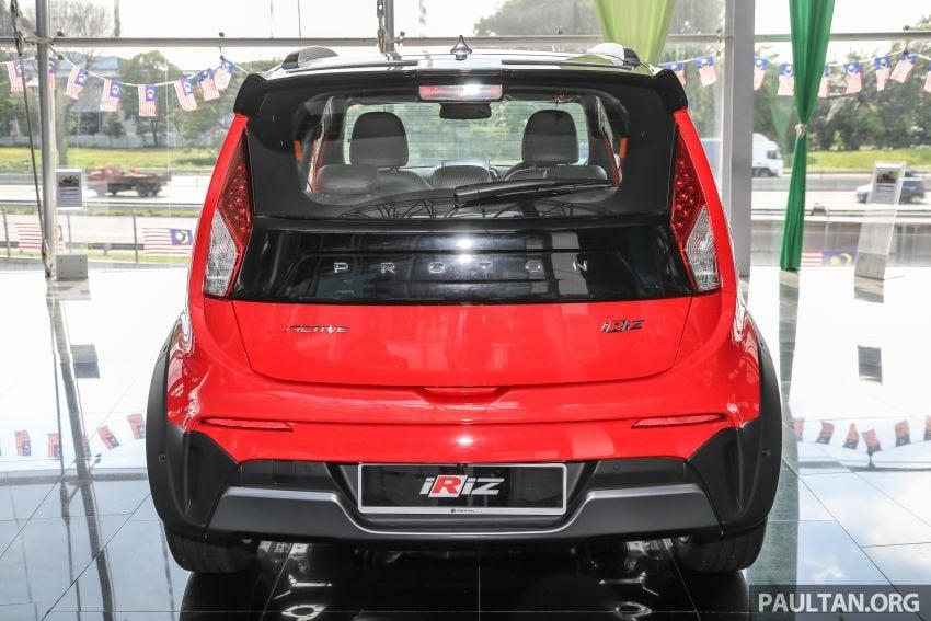 GALLERY: 2022 Proton Iriz Active in Malaysia – RM54k Image #1338140