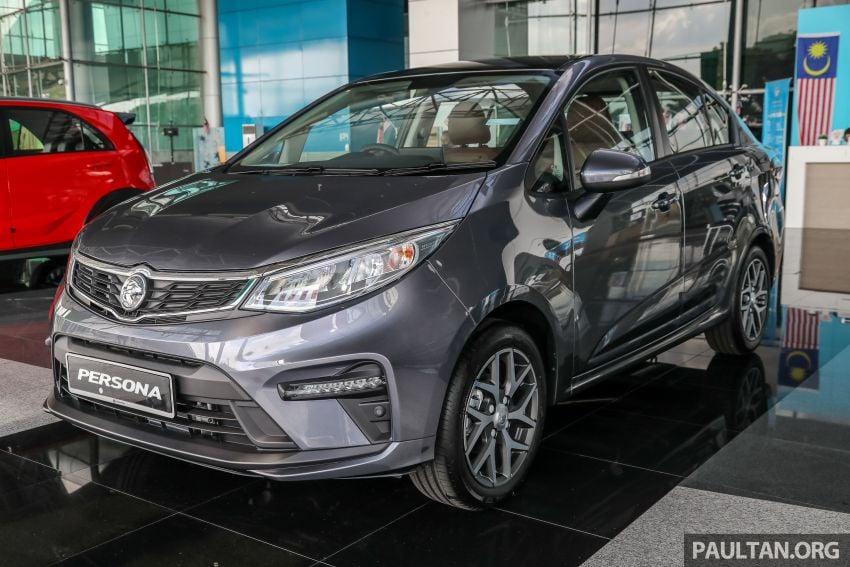 GALLERY: 2022 Proton Persona 1.6 Premium – RM56k Image #1338241