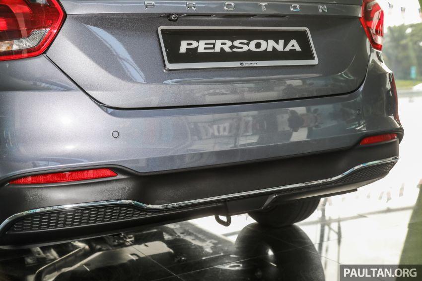 GALERI: Proton Persona 2022 1.6L Premium CVT Image #1338365