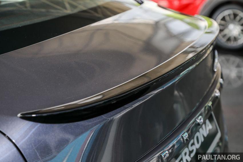 GALLERY: 2022 Proton Persona 1.6 Premium – RM56k Image #1338266