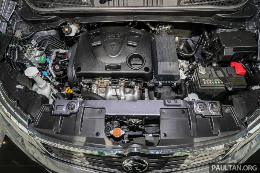 GALLERY: 2022 Proton Persona 1.6 Premium – RM56k Image #1338270