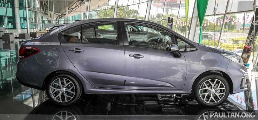 GALLERY: 2022 Proton Persona 1.6 Premium – RM56k Image #1338243
