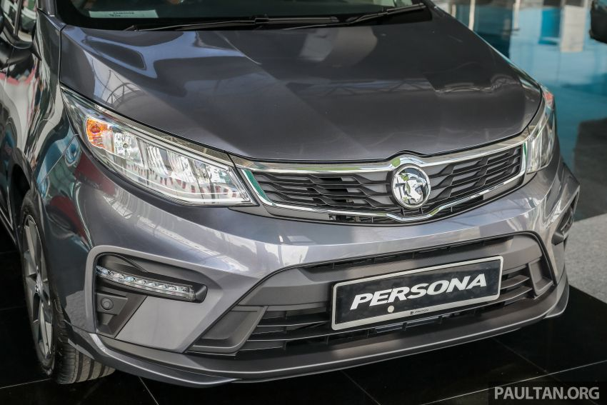 GALLERY: 2022 Proton Persona 1.6 Premium – RM56k Image #1338246