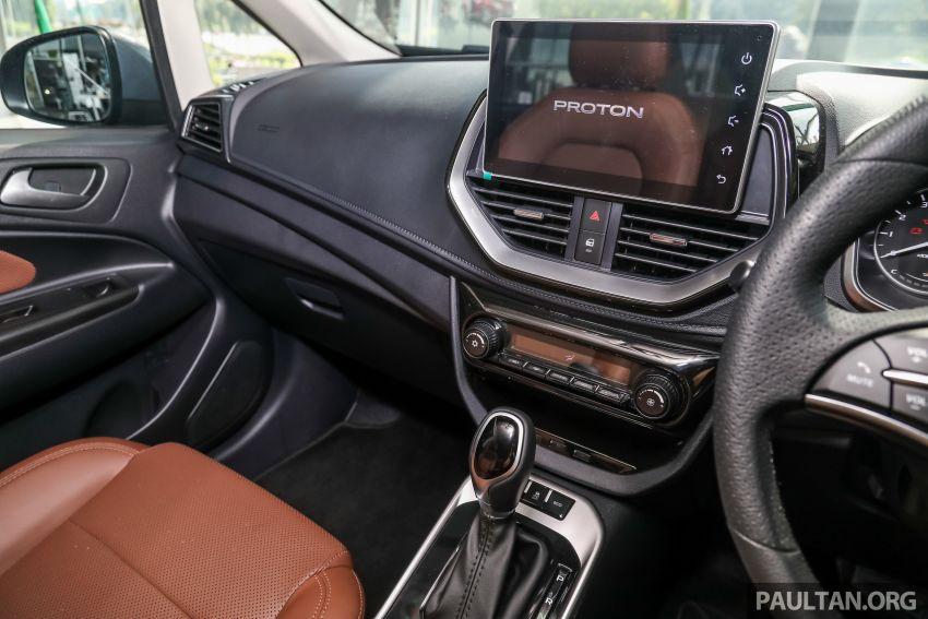 GALLERY: 2022 Proton Persona 1.6 Premium – RM56k Image #1338287