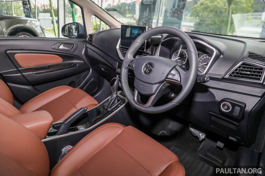GALLERY: 2022 Proton Persona 1.6 Premium – RM56k Image #1338274