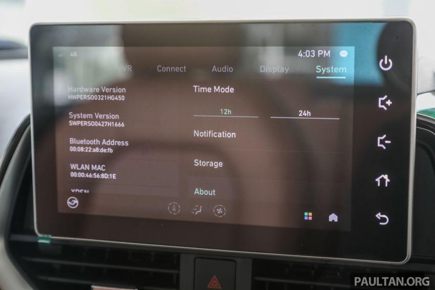 GALERI: Proton Persona 2022 1.6L Premium CVT Image #1338402