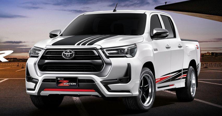 2021 Toyota Hilux Revo Z Edition Razer in Thailand Image #1340830