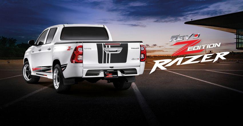 2021 Toyota Hilux Revo Z Edition Razer in Thailand Image #1340829