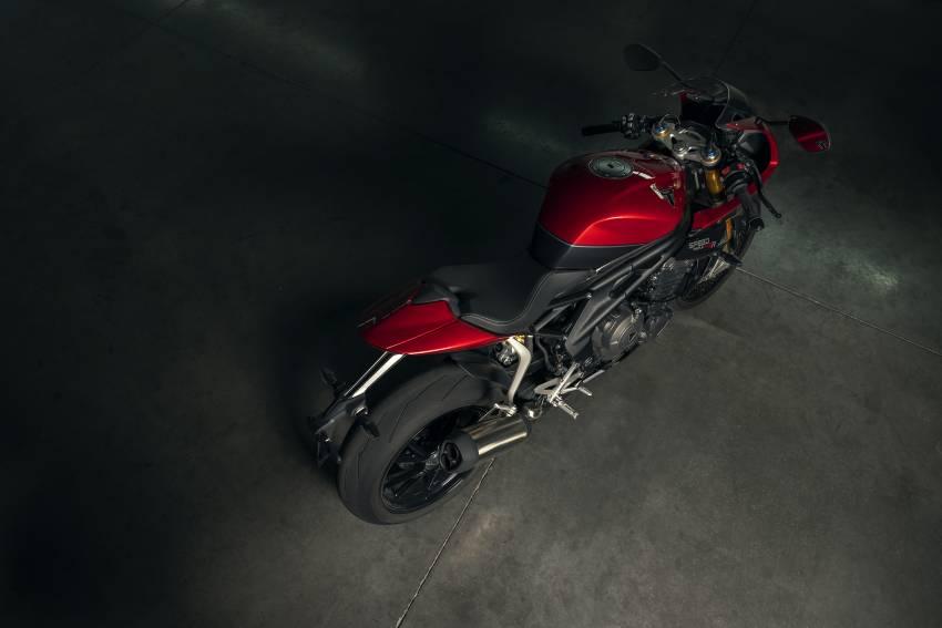 2022 Triumph Speed Triple 1200RR makes world debut Image #1346610