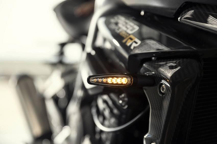 2022 Triumph Speed Triple 1200RR makes world debut Image #1346622