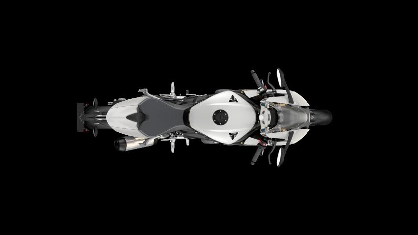 2022 Triumph Speed Triple 1200RR makes world debut Image #1346632