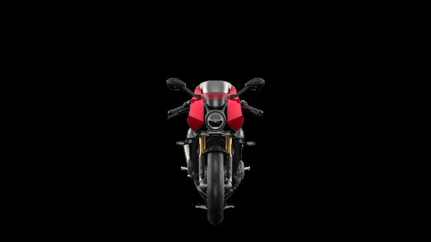2022 Triumph Speed Triple 1200RR makes world debut Image #1346652