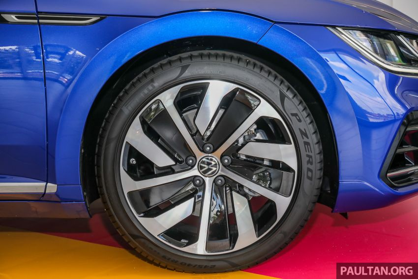 GALLERY: 2021 Volkswagen Arteon R-Line 2.0 TSI 4Motion in Malaysia – 280 PS, 350 Nm; from RM249k Image #1339191
