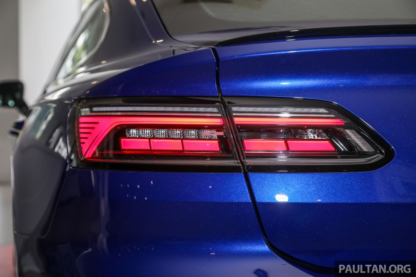 GALLERY: 2021 Volkswagen Arteon R-Line 2.0 TSI 4Motion in Malaysia – 280 PS, 350 Nm; from RM249k Image #1339194
