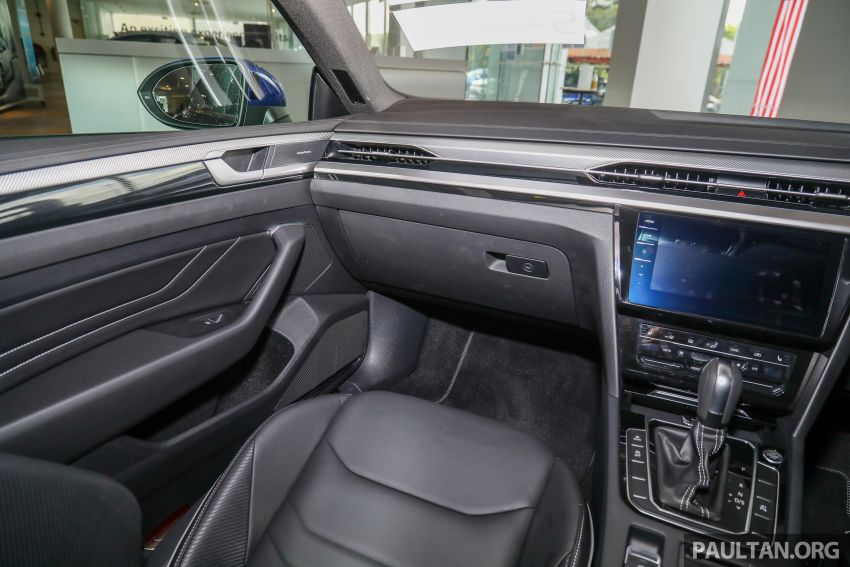 GALLERY: 2021 Volkswagen Arteon R-Line 2.0 TSI 4Motion in Malaysia – 280 PS, 350 Nm; from RM249k Image #1339239