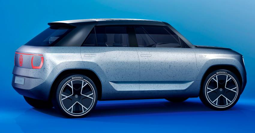 Volkswagen ID. Life concept debuts – entry-level EV with video game console, mini projector; sub-RM100k! Image #1342327