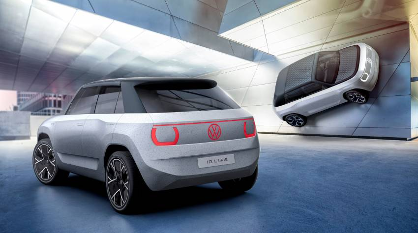 Volkswagen ID. Life concept debuts – entry-level EV with video game console, mini projector; sub-RM100k! Image #1342311