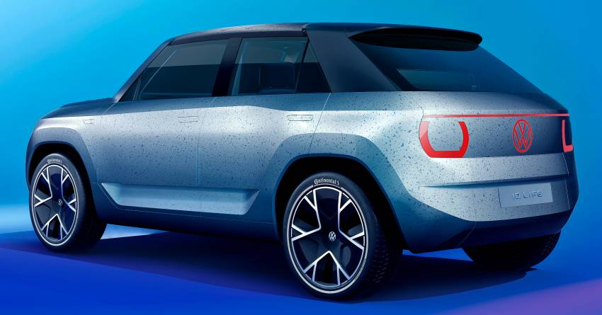 Volkswagen ID. Life concept debuts – entry-level EV with video game console, mini projector; sub-RM100k! Image #1342329