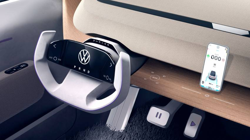 Volkswagen ID. Life concept debuts – entry-level EV with video game console, mini projector; sub-RM100k! Image #1342332