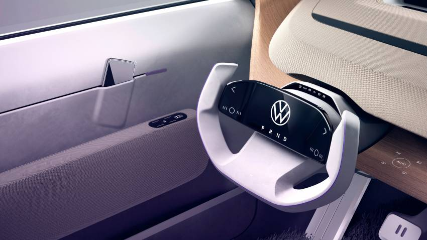 Volkswagen ID. Life concept debuts – entry-level EV with video game console, mini projector; sub-RM100k! Image #1342333