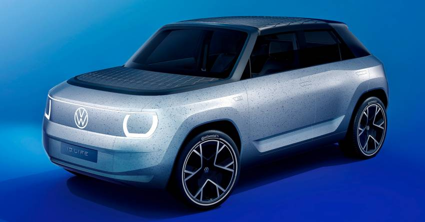 Volkswagen ID. Life concept debuts – entry-level EV with video game console, mini projector; sub-RM100k! Image #1342334
