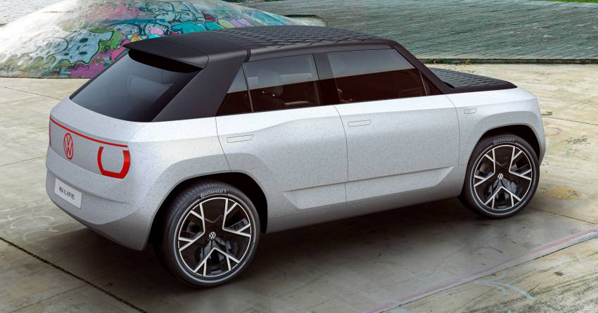 Volkswagen ID. Life concept debuts – entry-level EV with video game console, mini projector; sub-RM100k! Image #1342337