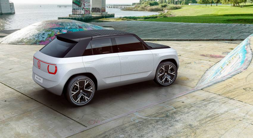 Volkswagen ID. Life concept debuts – entry-level EV with video game console, mini projector; sub-RM100k! Image #1342338