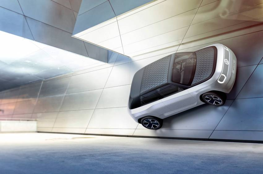 Volkswagen ID. Life concept debuts – entry-level EV with video game console, mini projector; sub-RM100k! Image #1342312