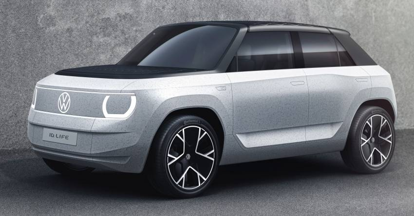Volkswagen ID. Life concept debuts – entry-level EV with video game console, mini projector; sub-RM100k! Image #1342342