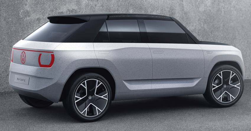 Volkswagen ID. Life concept debuts – entry-level EV with video game console, mini projector; sub-RM100k! Image #1342343