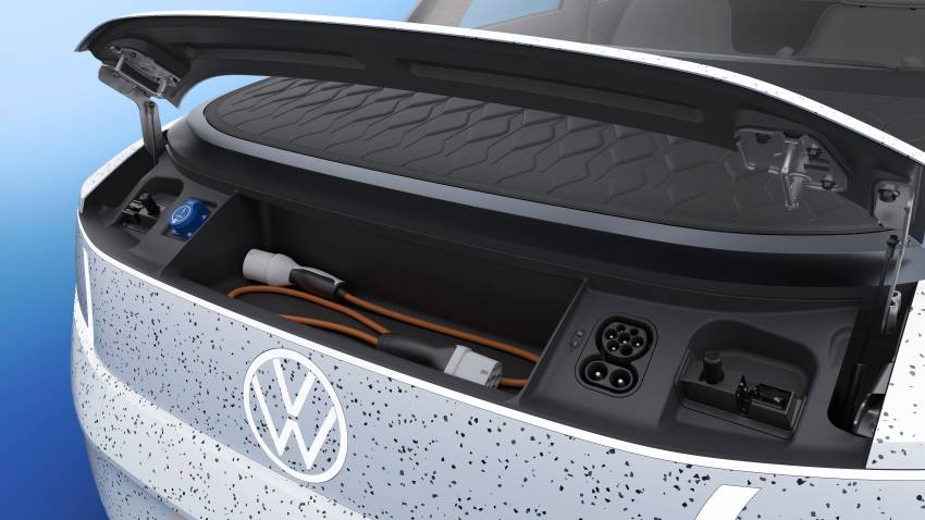 Volkswagen ID. Life concept debuts – entry-level EV with video game console, mini projector; sub-RM100k! Image #1342347