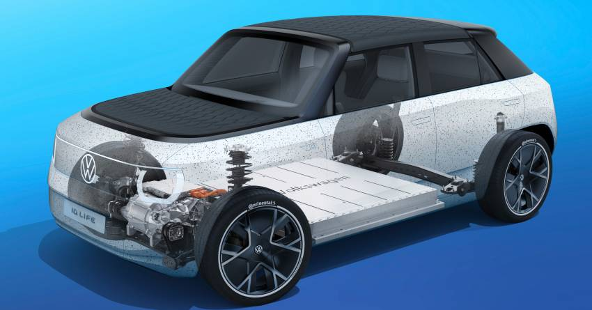 Volkswagen ID. Life concept debuts – entry-level EV with video game console, mini projector; sub-RM100k! Image #1342348