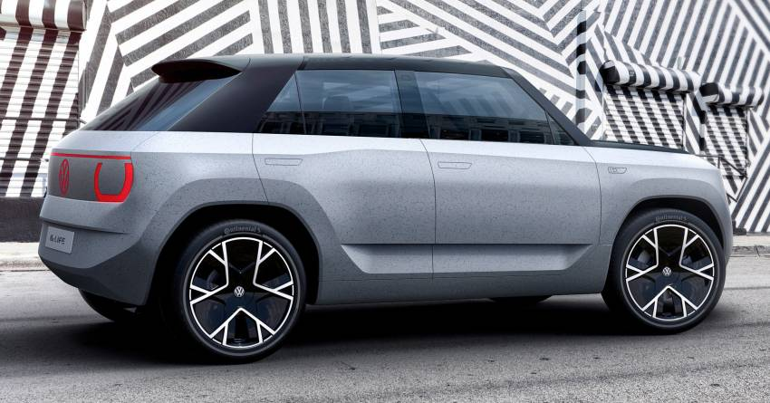 Volkswagen ID. Life concept debuts – entry-level EV with video game console, mini projector; sub-RM100k! Image #1342313
