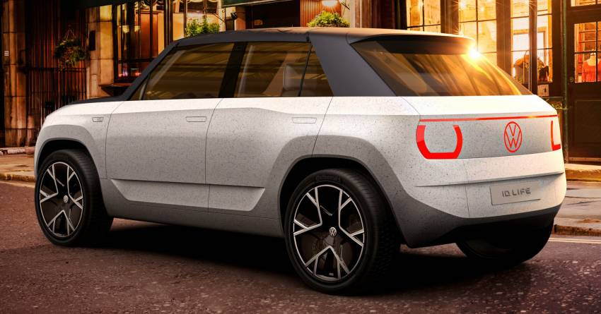 Volkswagen ID. Life concept debuts – entry-level EV with video game console, mini projector; sub-RM100k! Image #1342315