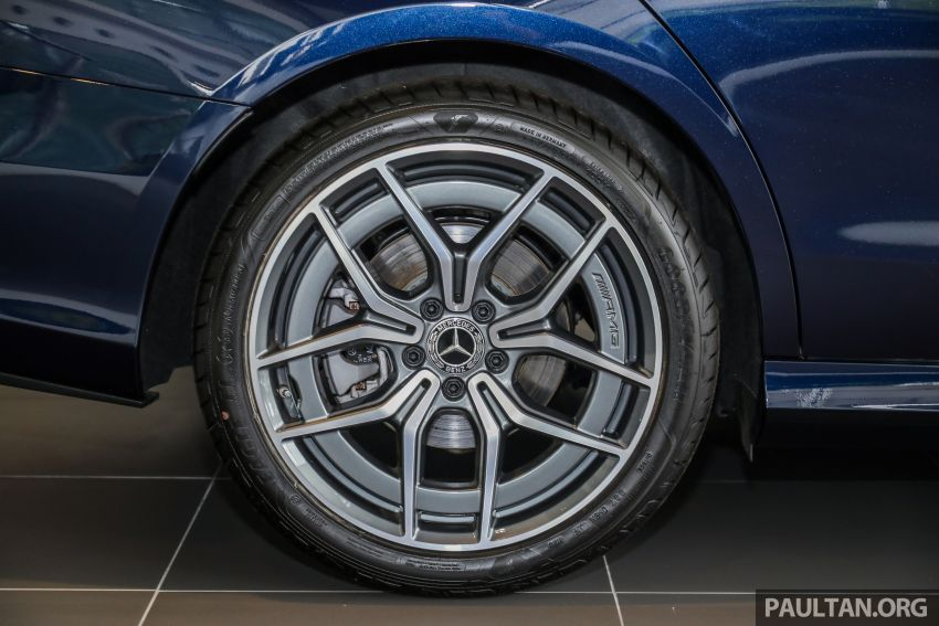 GALLERY: 2021 Mercedes-Benz E300 AMG Line facelift in Malaysia – 258 PS and 370 Nm; priced from RM375k Image #1339620