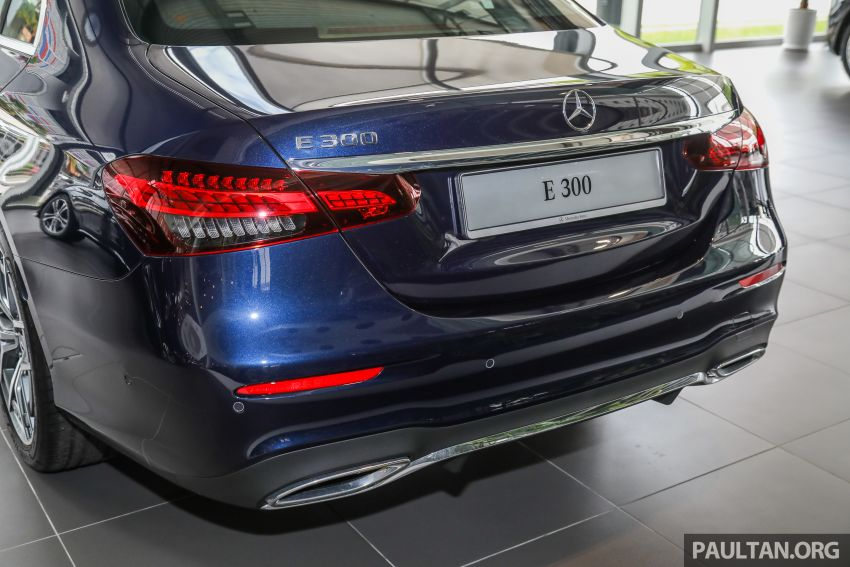 GALLERY: 2021 Mercedes-Benz E300 AMG Line facelift in Malaysia – 258 PS and 370 Nm; priced from RM375k Image #1339622