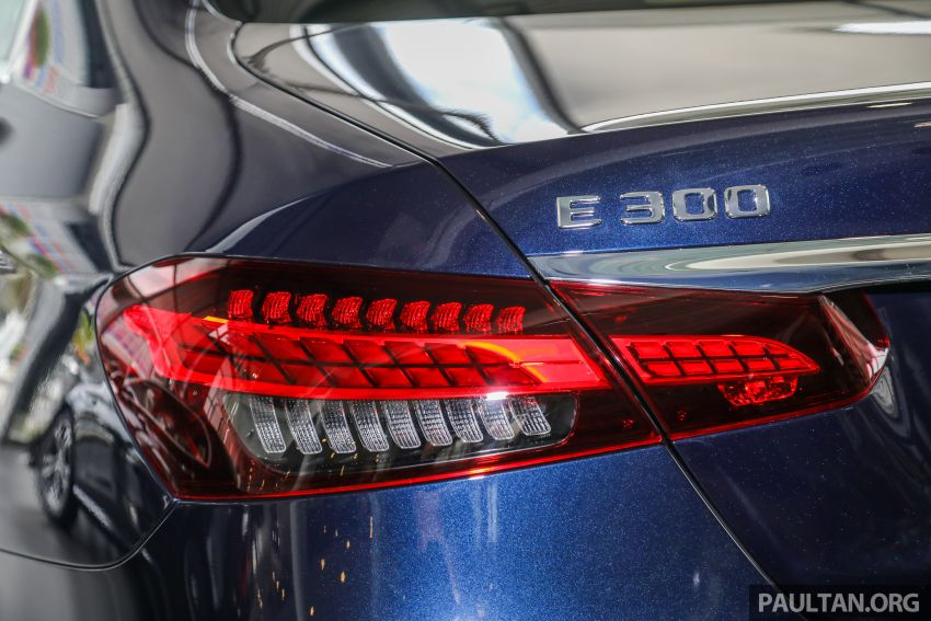 GALLERY: 2021 Mercedes-Benz E300 AMG Line facelift in Malaysia – 258 PS and 370 Nm; priced from RM375k Image #1339624