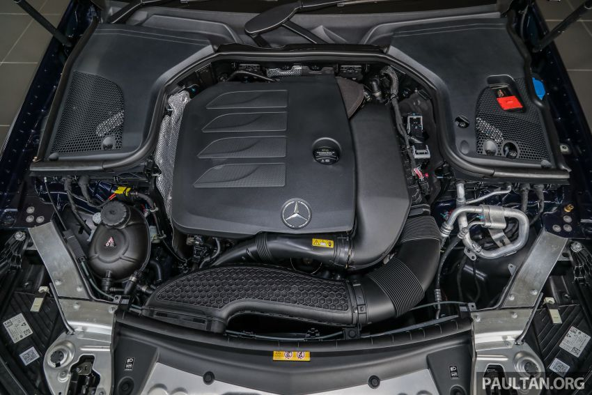 GALLERY: 2021 Mercedes-Benz E300 AMG Line facelift in Malaysia – 258 PS and 370 Nm; priced from RM375k Image #1339634