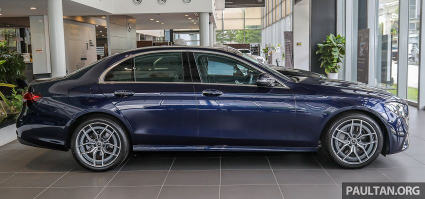 GALLERY: 2021 Mercedes-Benz E300 AMG Line facelift in Malaysia – 258 PS and 370 Nm; priced from RM375k Image #1339588