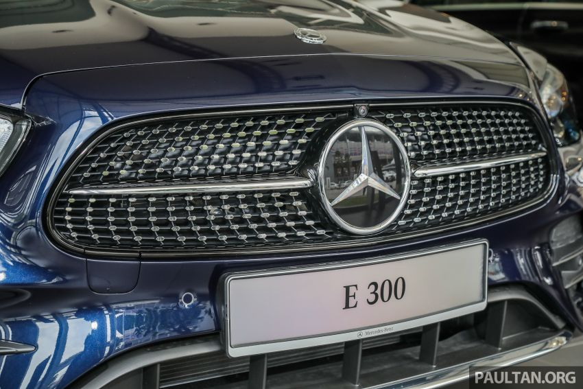 GALLERY: 2021 Mercedes-Benz E300 AMG Line facelift in Malaysia – 258 PS and 370 Nm; priced from RM375k Image #1339592