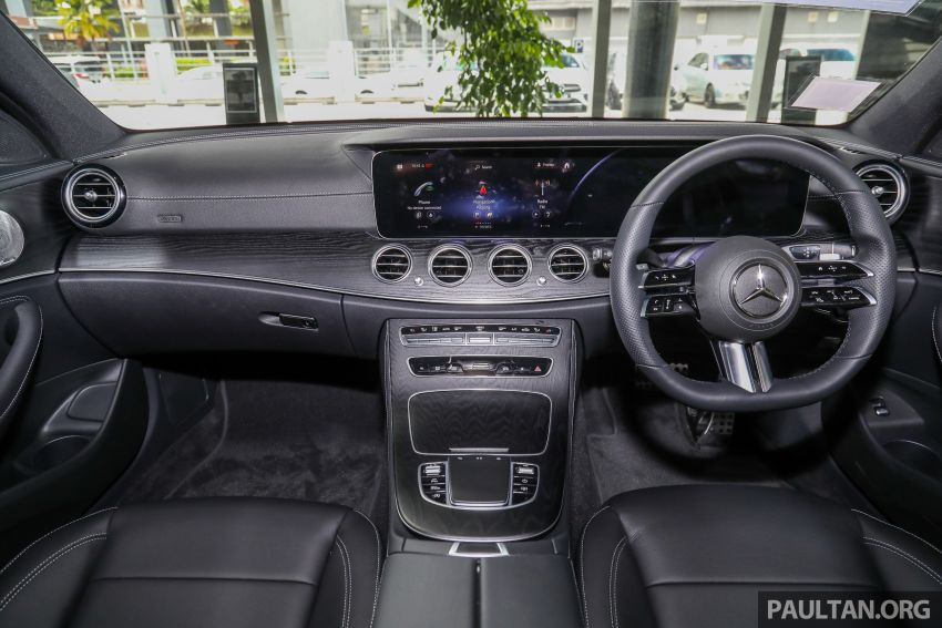 GALLERY: 2021 Mercedes-Benz E300 AMG Line facelift in Malaysia – 258 PS and 370 Nm; priced from RM375k Image #1339638