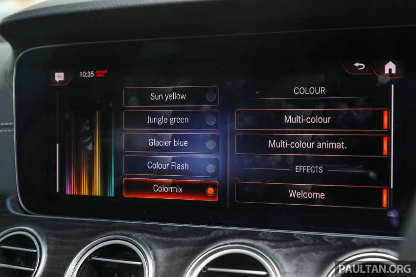 GALLERY: 2021 Mercedes-Benz E300 AMG Line facelift in Malaysia – 258 PS and 370 Nm; priced from RM375k Image #1339673