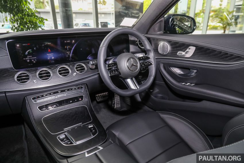 GALLERY: 2021 Mercedes-Benz E300 AMG Line facelift in Malaysia – 258 PS and 370 Nm; priced from RM375k Image #1339712