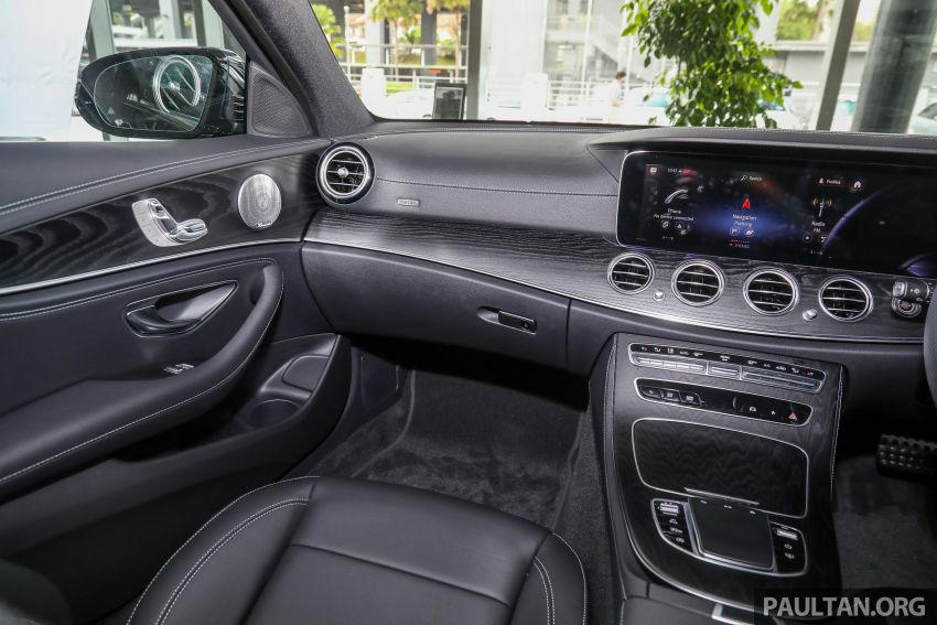 GALLERY: 2021 Mercedes-Benz E300 AMG Line facelift in Malaysia – 258 PS and 370 Nm; priced from RM375k Image #1339715