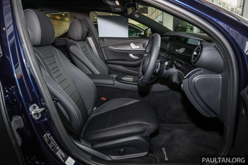 GALLERY: 2021 Mercedes-Benz E300 AMG Line facelift in Malaysia – 258 PS and 370 Nm; priced from RM375k Image #1339716